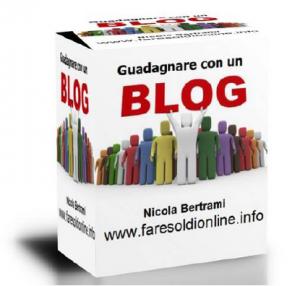 guadagnare col blog