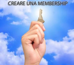come creare una membership