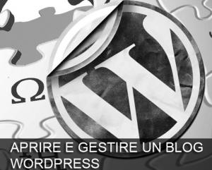 creare e gestire blog wordpress