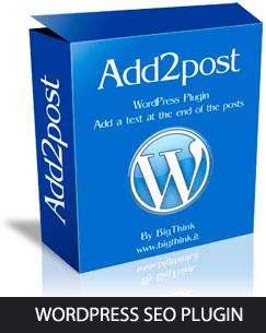 plguin seo per wordpress