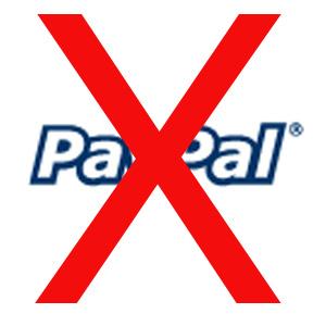 non usare paypal!!